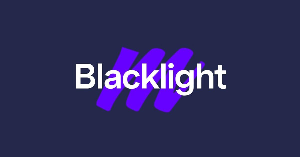 Backlight – Website Privacy Inspector