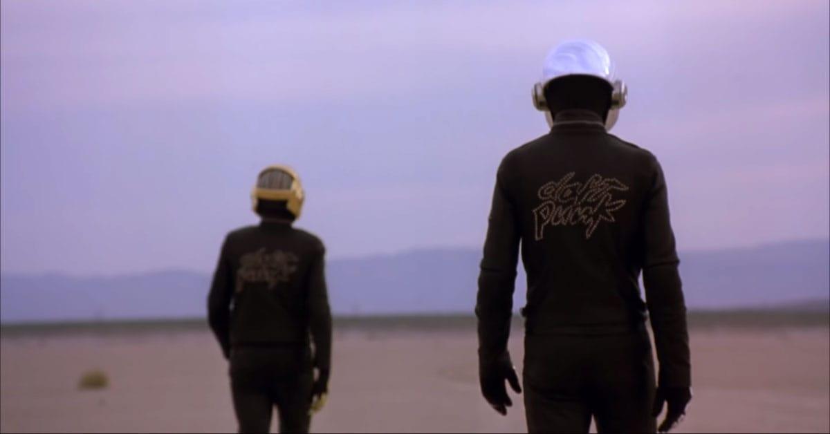 Daft Punk – Epilogue
