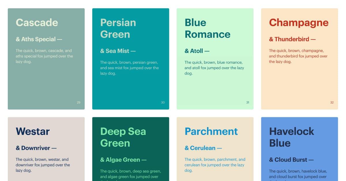 Khroma – AI color inspiration tool