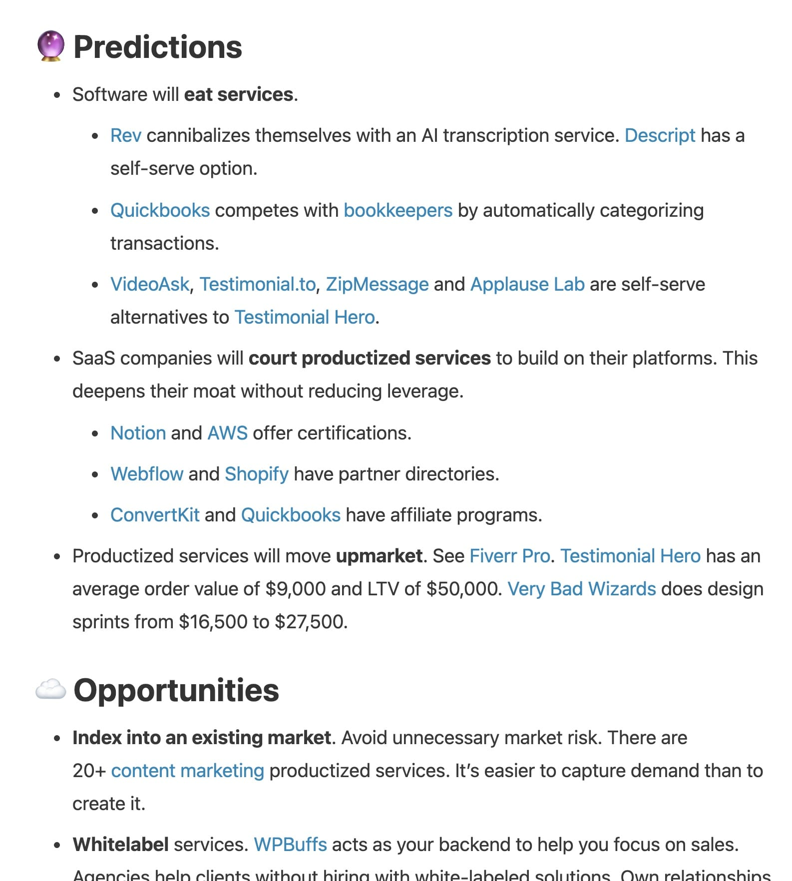 Trends.vc newsletter